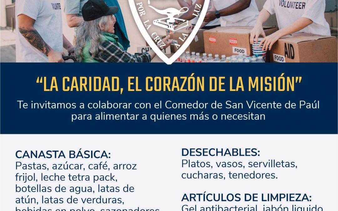 INVITACIÓN COMEDOR